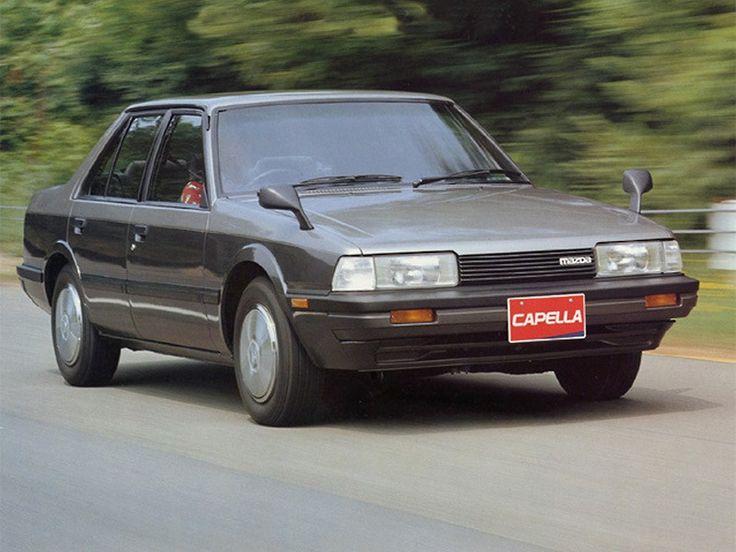 Mazda Capella GC