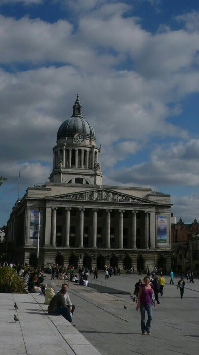 #nottingham city centre