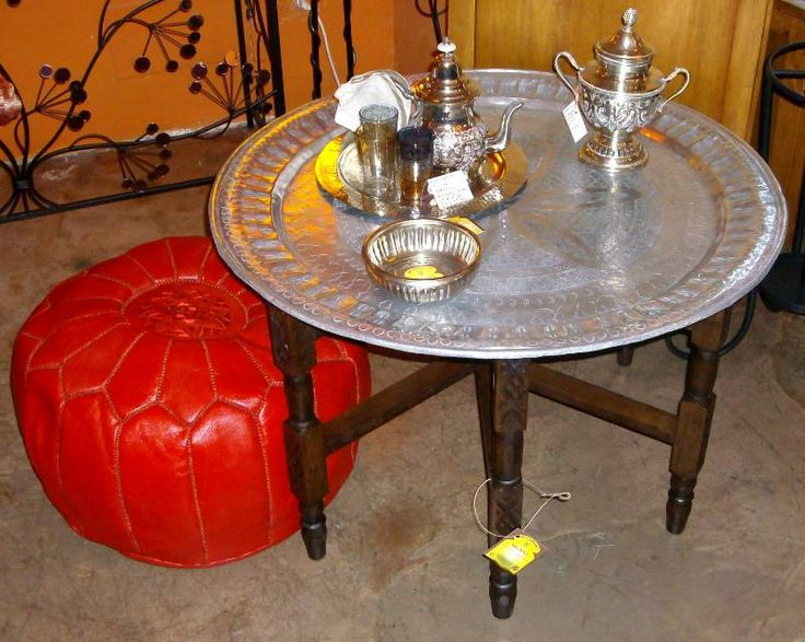 Tavolino marocchino