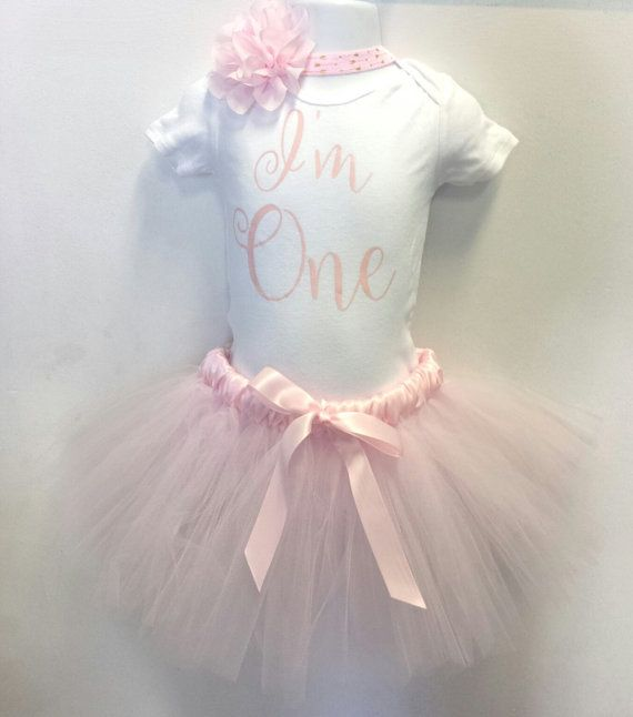 Check out this item in my Etsy shop https://www.etsy.com/ca/listing/274235294/pretty-in-pink-first-birthday-outfit