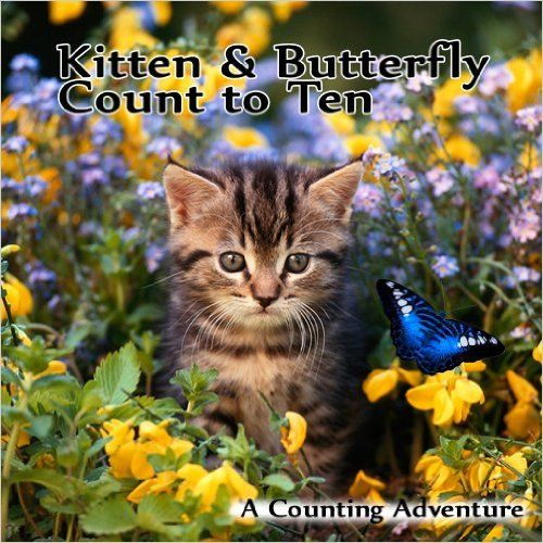 Kitten and Butterfly Count to Ten. A Learn with Animal Friends Book