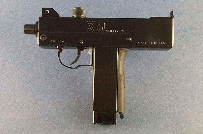 Filipin X9 MAC-11 Klon - Ateşli Silah Blogu Ateşli Silah Blogu