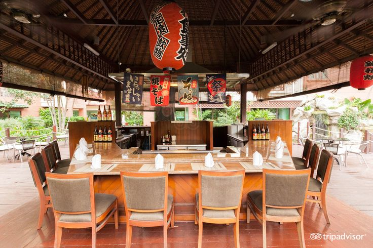 Akatonbo Teppanyaki, Holiday Inn Resort Batam