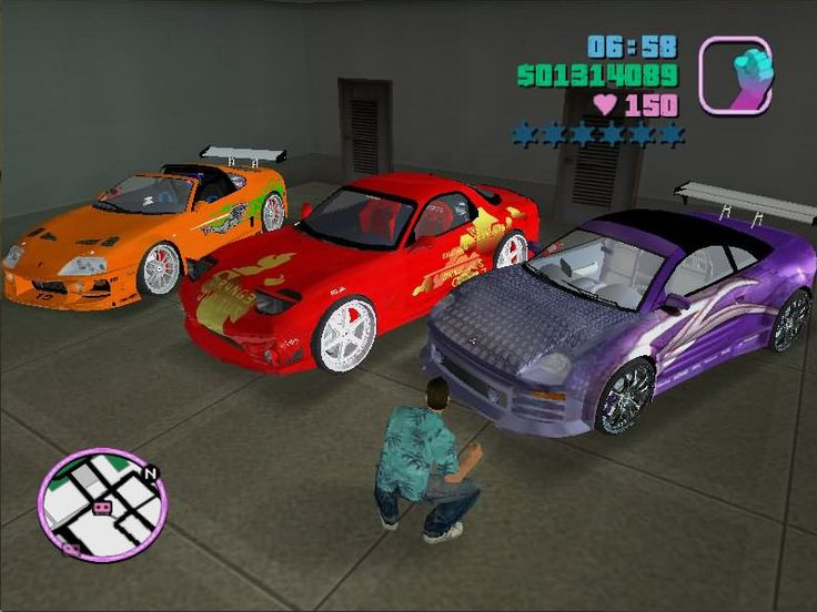 Download Gta Vice City PC Games Free Full Version
