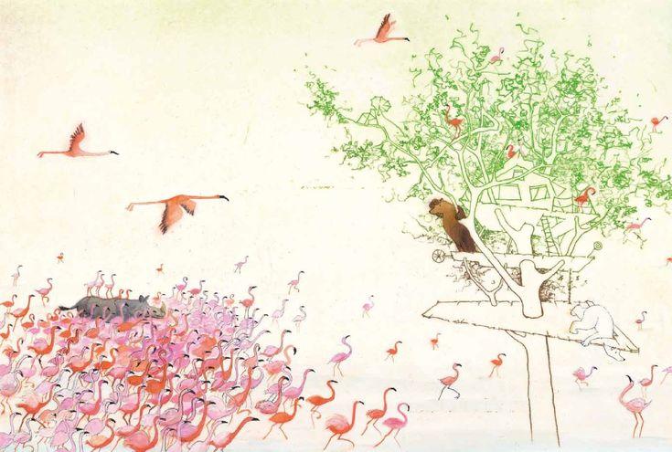 The Tree House, by Marije Tolman and Ronald Tolman
