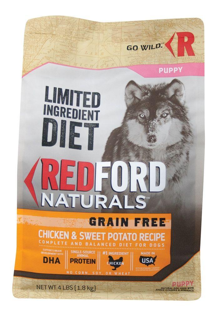 Redford Naturals Limited Ingredient Diet Grain Free Puppy Chicken
