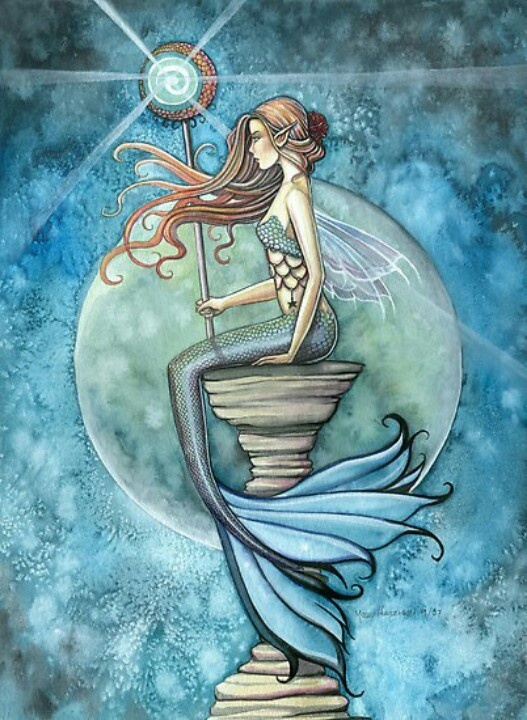Love mermaids