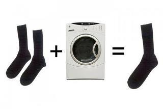 Where are my socks gone?