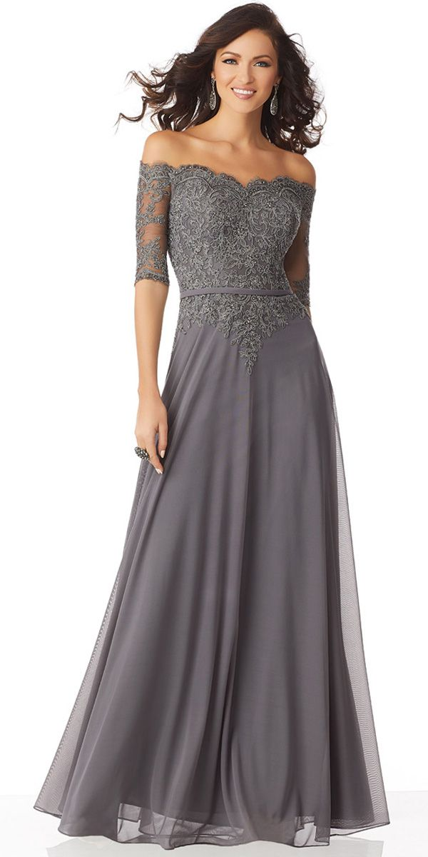 30++ Off the shoulder mother of the bride dresses ideas ideas in 2021