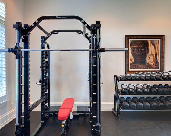 Garage gym ideas best rowing machine with
