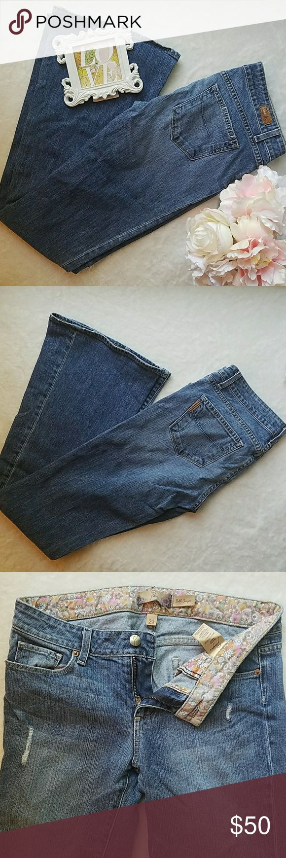 "Paige jeans Bell Canyon bootcut 29 EUC Paige jeans Bell Canyon bootcut 29 EUC 34""inseam no fraying on pant leg hems. No Trades No Low Ball All Reasonable Offers Accepted Bundle For Discount & Save In Shipping. Paige Jeans Jeans Boot Cut"