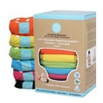 cloth diapers.