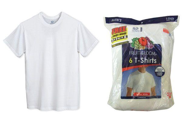 ヘインズだけじゃない!パックTシャツのおすすめブランドを比較してみる。