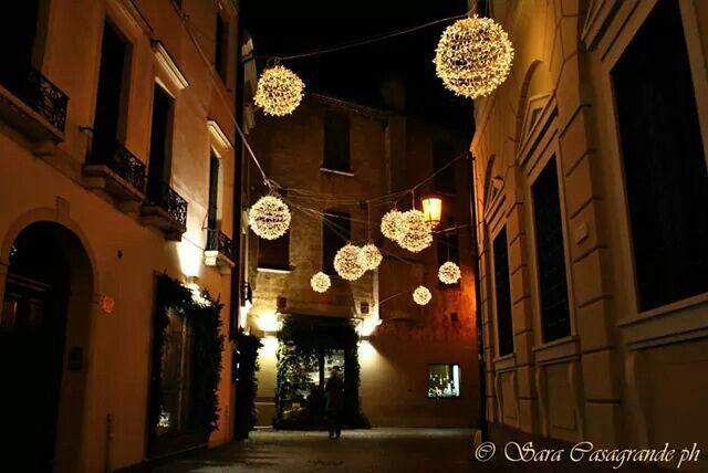 Luci di Natale - Treviso
