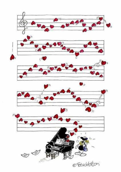Puzzle Hormigas Piano y pentagrama ( Ref:  0000083004 )