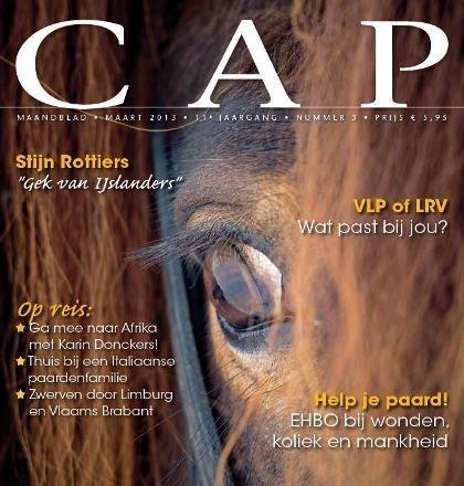 Top deal voor een jaarabonnement op het mooie glossy CAP Magazine bij Coupony.nl