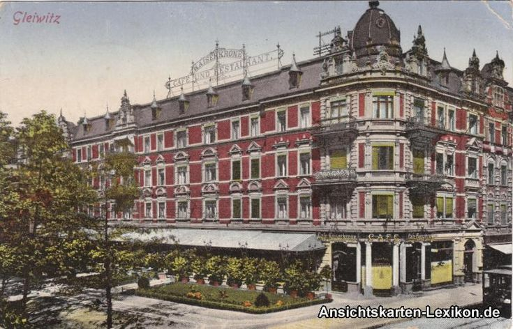 Gliwice :: VintagePostcards-Archive