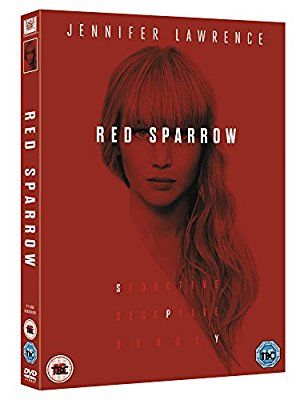 Red Sparrow [DVD] [2018]: Amazon.co.uk: Jennifer Lawrence, Joel Edgerton, Matthias Schoenaerts, Jeremy Irons, Mary-Louise Parker, Charlotte Rampling, Ciarán Hinds, Joely Richardson, Bill Camp, Sakina Jaffrey, Jo Willems, Francis Lawrence, Peter Chernin, Steven Zaillian, Justin Haythe: DVD & Blu-ray