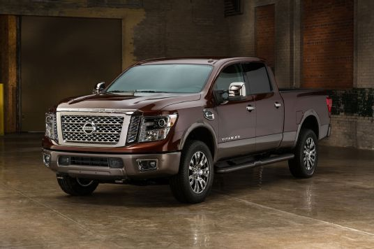 Five Interesting Things About the 2016 Nissan Titan XD