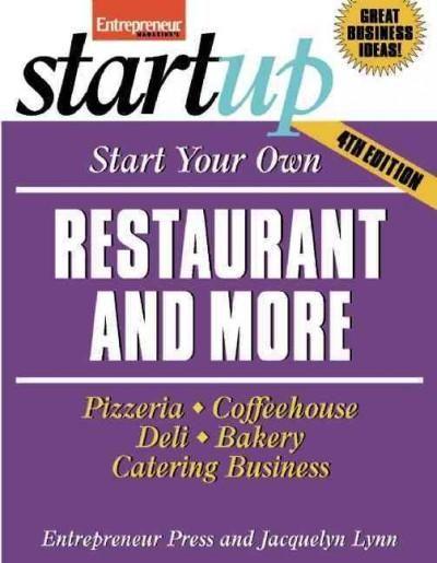 393 best Owning Bar\/Restaurant images on Pinterest Restaurant - restaurant business plan template