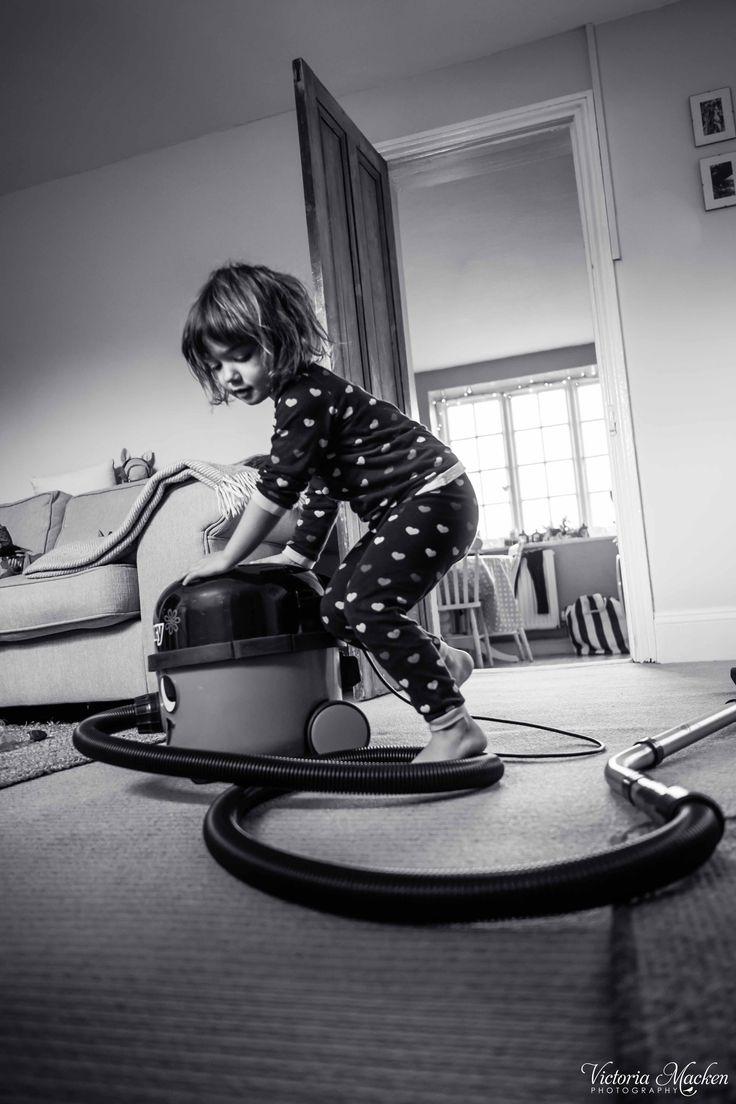 Tidy up #littlehelper #childhood #henryhoover