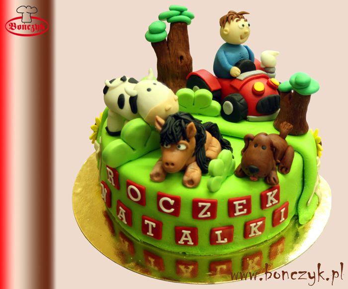 #rolnik; #farmer; #cake; #tort; www.bonczyk.pl