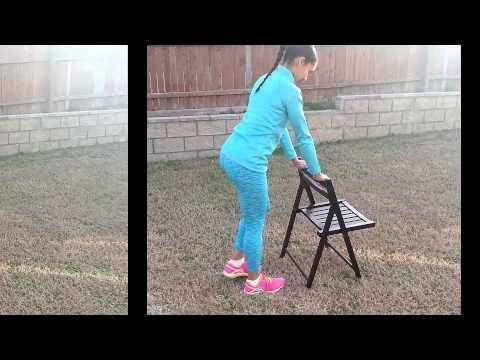 3 Stretches To Improve Leg Circulation During Pregnancy | ThisFitsMe.com