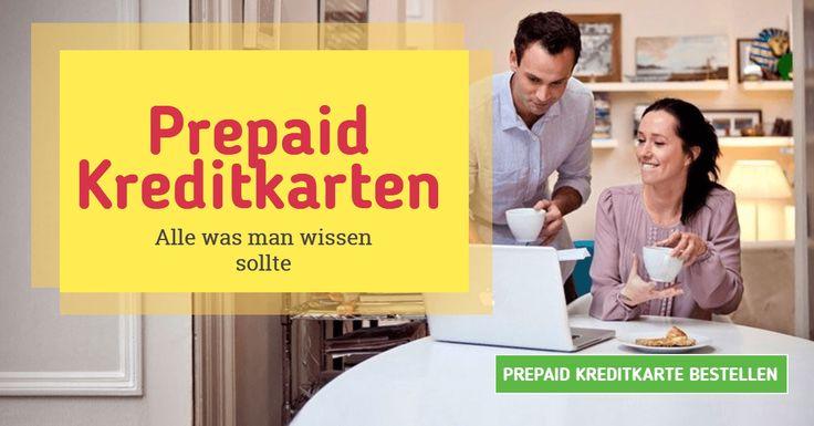 Wie funktionieren Prepaid-Kreditkarten?