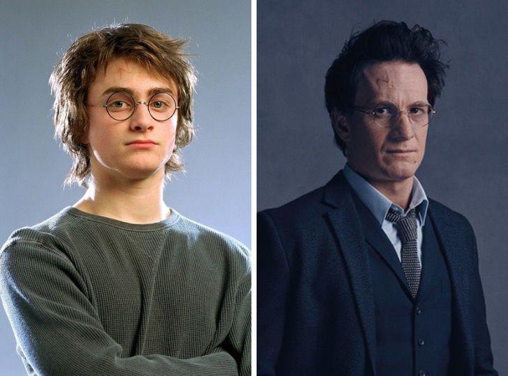 Este el elenco de las películas de Harry Potter vs. el elenco de la obra a días del estreno
