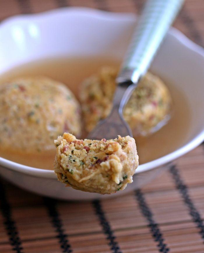 canederli allo speck, una ricetta facile e veloce da provare assolutamente.