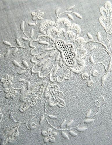 Embroidery | Whitework