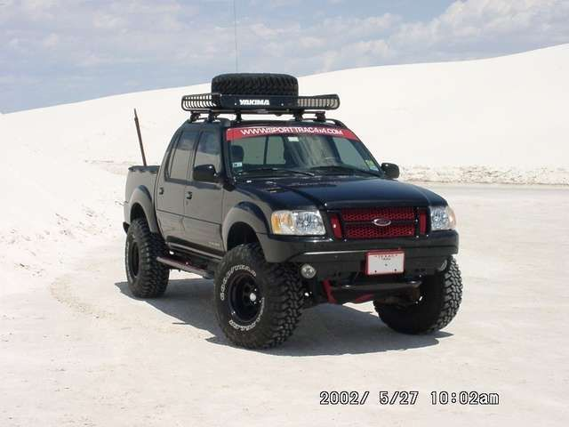 explorer sport trac roof rack - Google Search