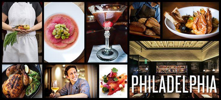 Philadelphia's Best Restaurants, Bars and Foodie Travel Ideas | Tasting Table City Guide