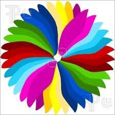 #rainbow colours