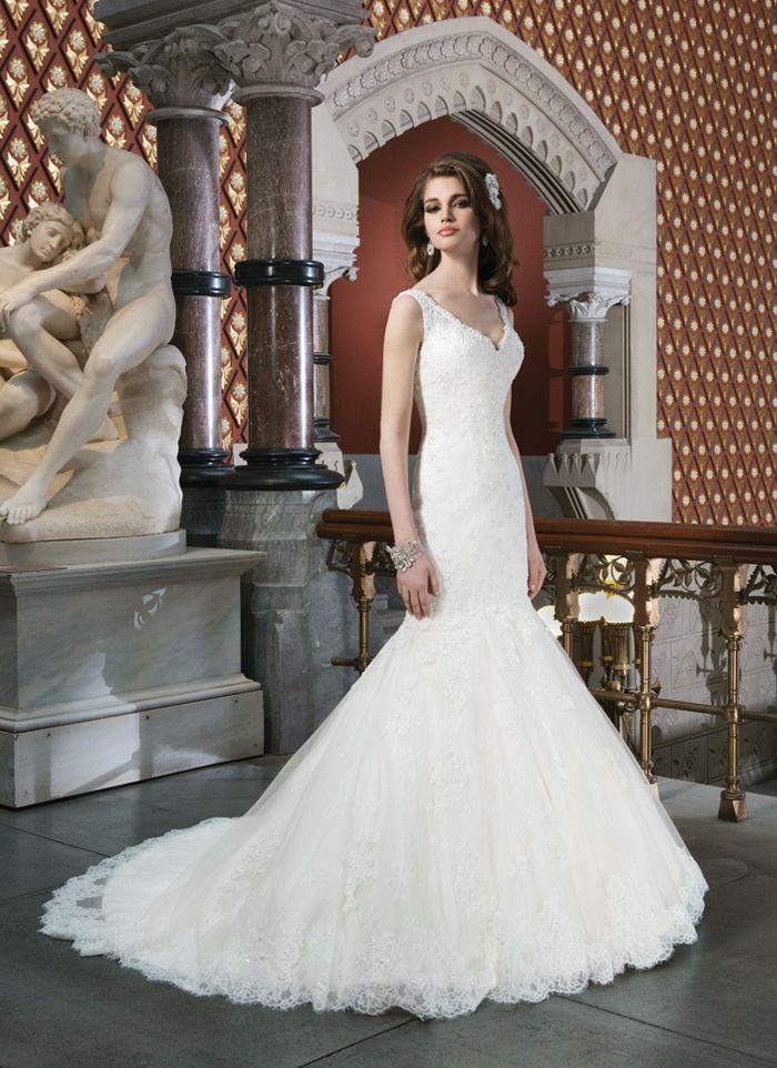 27 best Wedding Dresses images on Pinterest | Wedding dressses ...