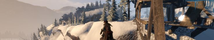 Assassin's Creed Liberation HD - A Fool's Errand with Connor - Widescreen gaming @ 5760×1080 dvdbash.wordpress.com