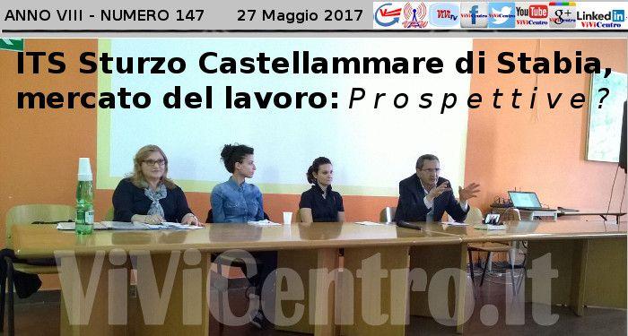 ITS Sturzo Castellammare di Stabia, mercato del lavoro: Prospettive?