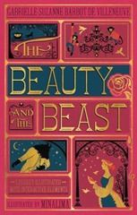 Review The Beauty and the Beast by Suzanne Barbot de Villeneuve, MinaLima and James Robinson Planché. Rating: 3 stars. Genre: interactive adult fairytale.  Highly recommend this book if you are a fairytale lover like me.
