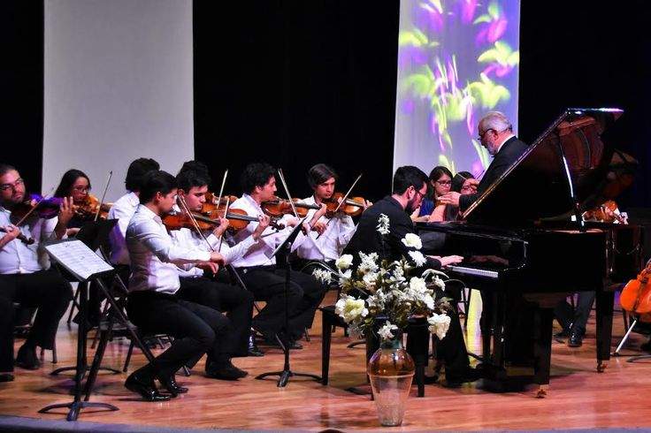 Registra gran asistencia el concierto de la Orquesta de la Facultad de Artes