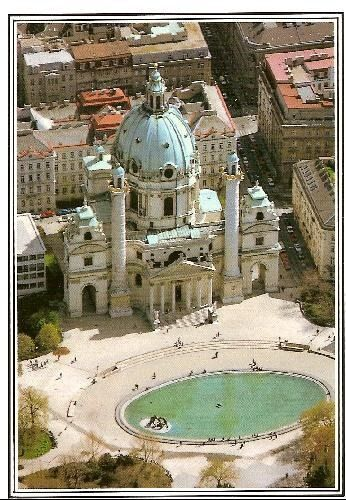 Vienna, Austria. One of my favorite places in the world.  Spent some time there.