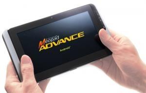 TAXAN「Meopad ADVANCE(ミーオパッドアドバンス)」  ポータブル・エンターテイメント・プレーヤー