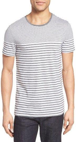 Men's Boss Tessler Slim Fit Stripe T-Shirt