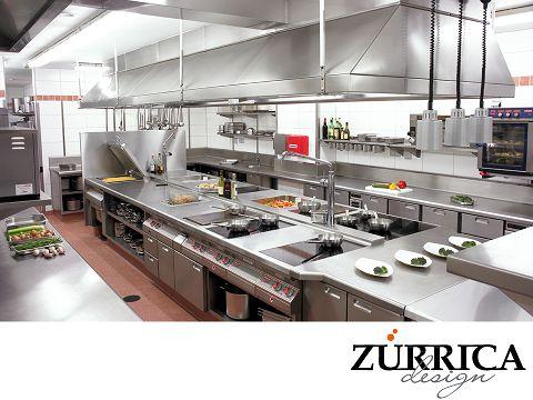 M s de 25 ideas incre bles sobre cocinas industriales en for Ver cocinas industriales