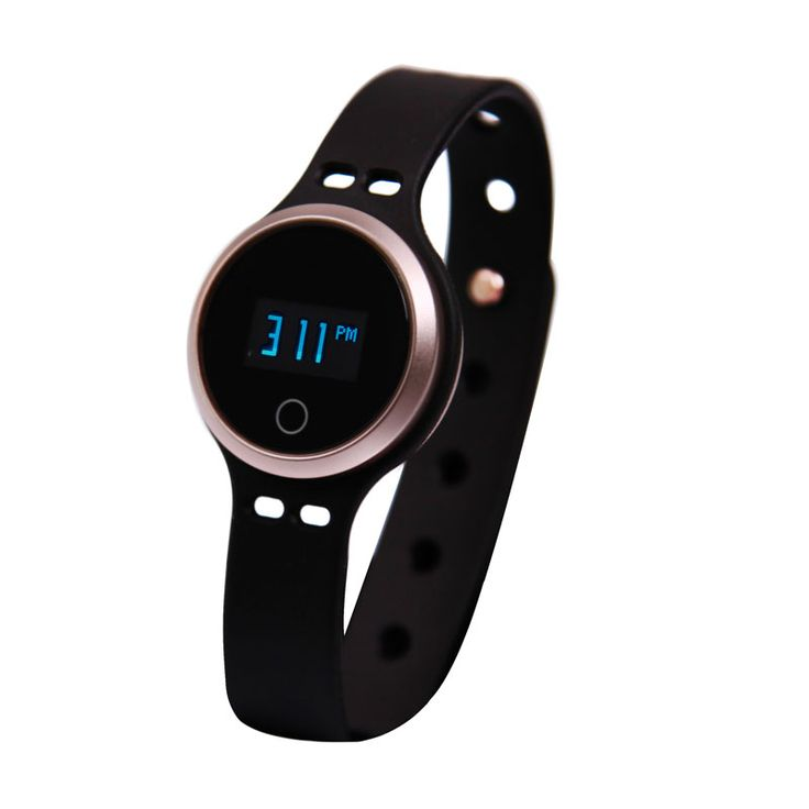 $24.65 (Buy here: alitems.com/... ) 2016 New Smart Bracelet FR301A2 Waterproof Sports Watch Fitness Tracker Golden Black for just $24.65 Women's Running Gadgets - http://amzn.to/2iWkXcA