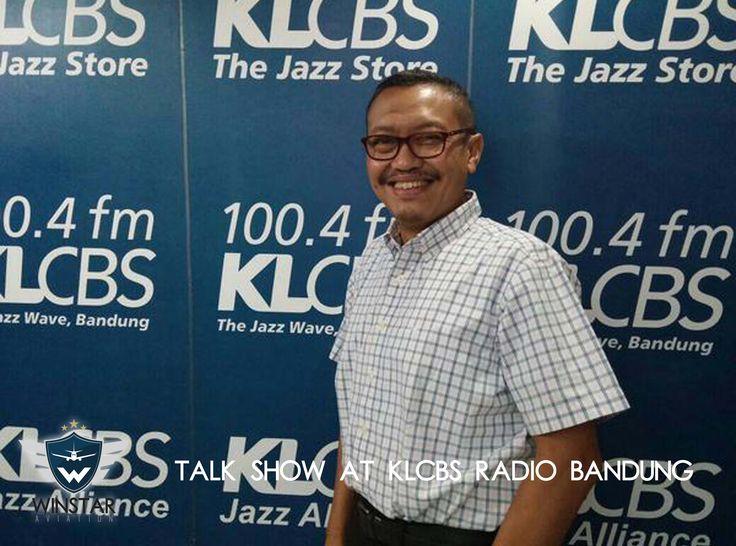 Radio KLCBS The Jazz Wave Bandung in Bandung, Jawa Barat