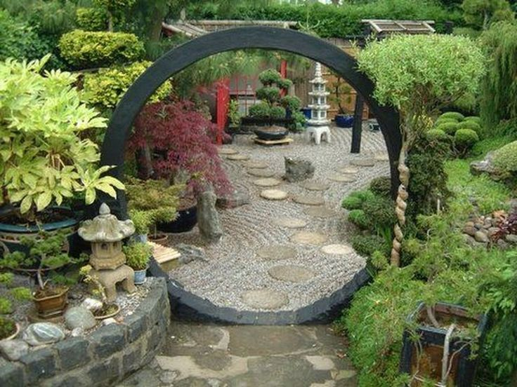 cool zen garden designs | 100+ Comfortable and Cool Japanese Zen Gardens Landscape ...