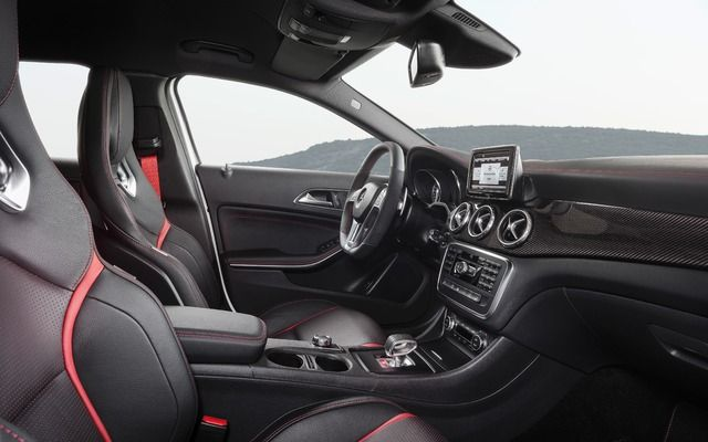 Mercedes-Benz Classe GLA 2015 - Galerie, photo 6/8 - Le Guide de l'Auto