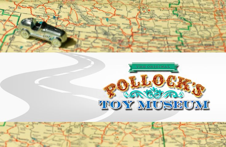 Pollock's Toy Museum opened in 1956 and is dedicated to the preservation of traditional English toy theatre.  #vintagetoys