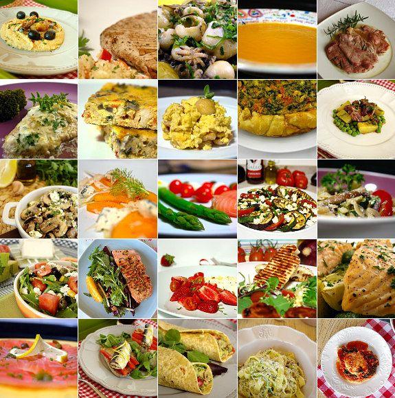 Cinco Quartos de Laranja: 25 receitas rápidas de preparar para se fazer ao jantar