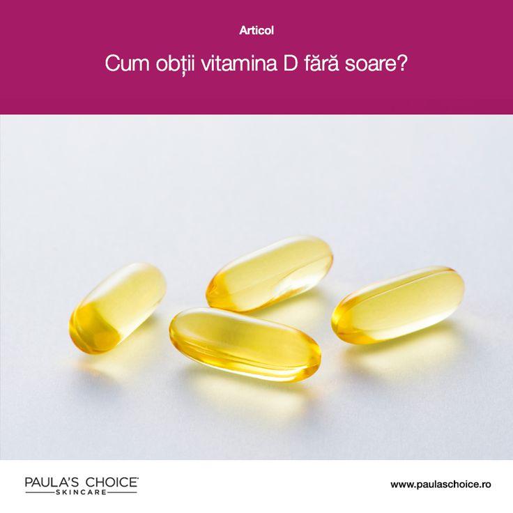 Dacă și tu te confrunți cu dilema Vitamei D (să riști să te expui la razele solare pentru a beneficia de o cantitate suficientă de vitamina D sau să nu te expui la radiații și să riști să ai o deficiență de vitamina D) citește articolul și află care e soluția!